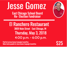 Jesse's Fundraiser Ticket