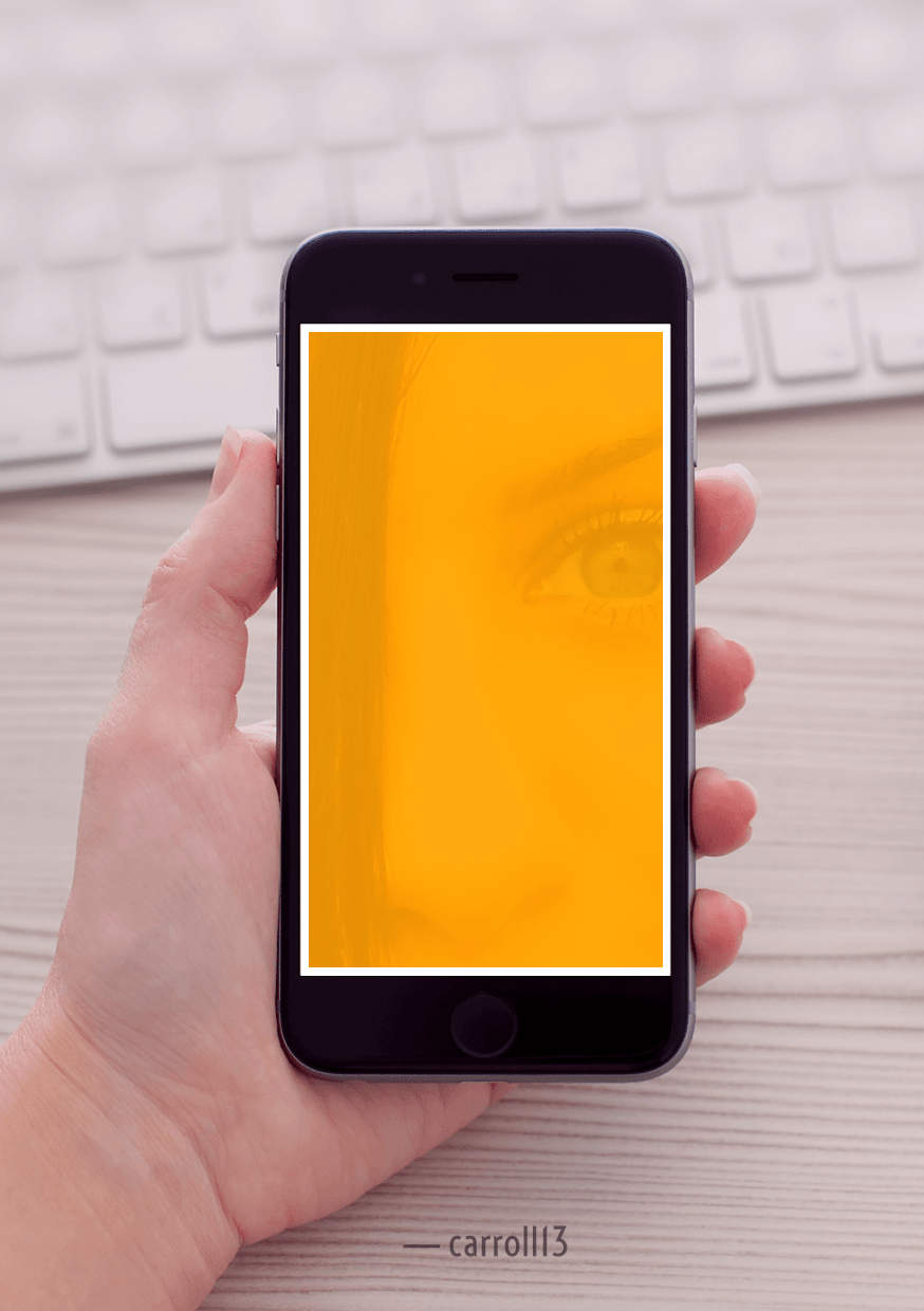Poster,                Text,                Quote,                Mockup,                Inspiration,                Life,                Photo,                Image,                Phone,                Iphone,                White,                Yellow,                 Free Image