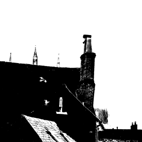 #Photo #Effects #Filters #ImageEffect #PhotoFilters #facade #sky #chimney #UNSPLASHIMAGE #building #roof #tower