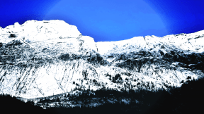#Photo #Effects #Filters #ImageEffect #PhotoFilters #blue #hill #sky #geological #against #UNSPLASHIMAGE #face