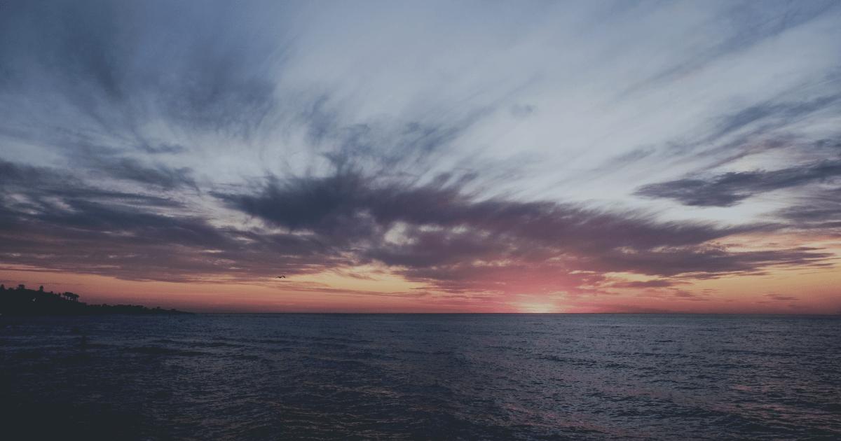 Sky,                Horizon,                Sea,                Cloud,                Sunset,                Calm,                Ocean,                Atmosphere,                Dawn,                Cumulus,                Clouds,                UNSPLASHIMAGE,                At,                 Free Image