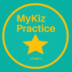 mykiz practice logo w toronto GREEN BACK