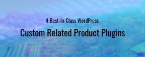 4 Custom WordPress Product Plugins