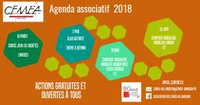 Calendrier des actions Trimestre 1 2017-2018