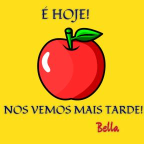 #lembrete#niverdabella