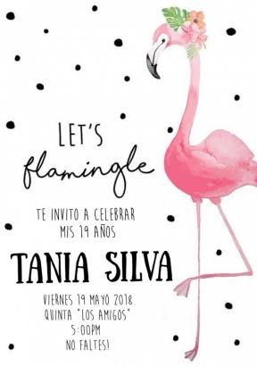 fiesta flamingo