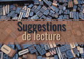 Suggestions de lectures