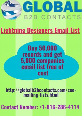 Lightning Designers Email List