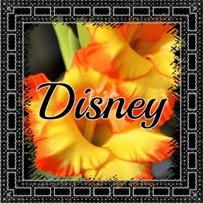 Disney yellow