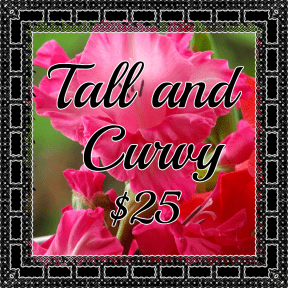 Tall and Curvy pink
