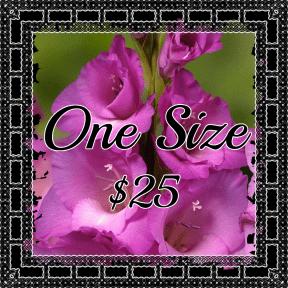 Leggings One Size Purple
