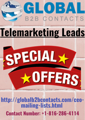 Tele Marketing Lists