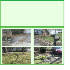 Gloria's Spring Clean Up Collage 1