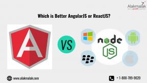 angularJS and reactjs
