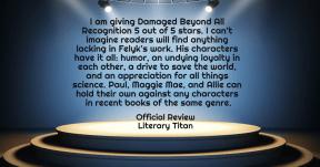 DBAR Review Literary Titan