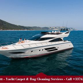 Yacht Carpet Cleaning Cannes Monaco - https://yacht-nett.com/carpet-cleaning/
