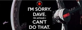 Facebook Cover: 2001 Space Odyssey