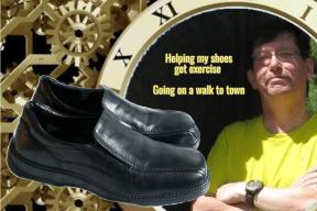 Shoe Exercise