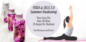 Yoga & Oils 3.0