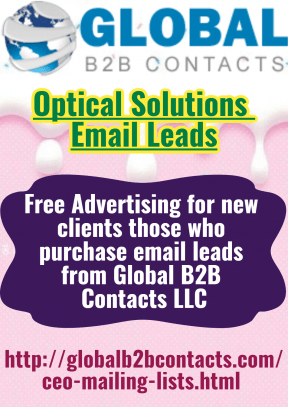 Optical Solutions Email Leads