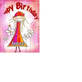 HBD Andrea