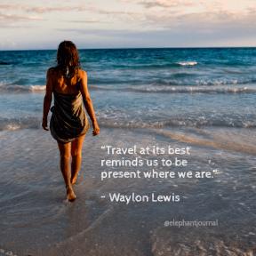 Travel Waylon quote