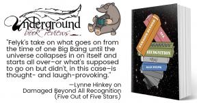 Underground Book Reviews