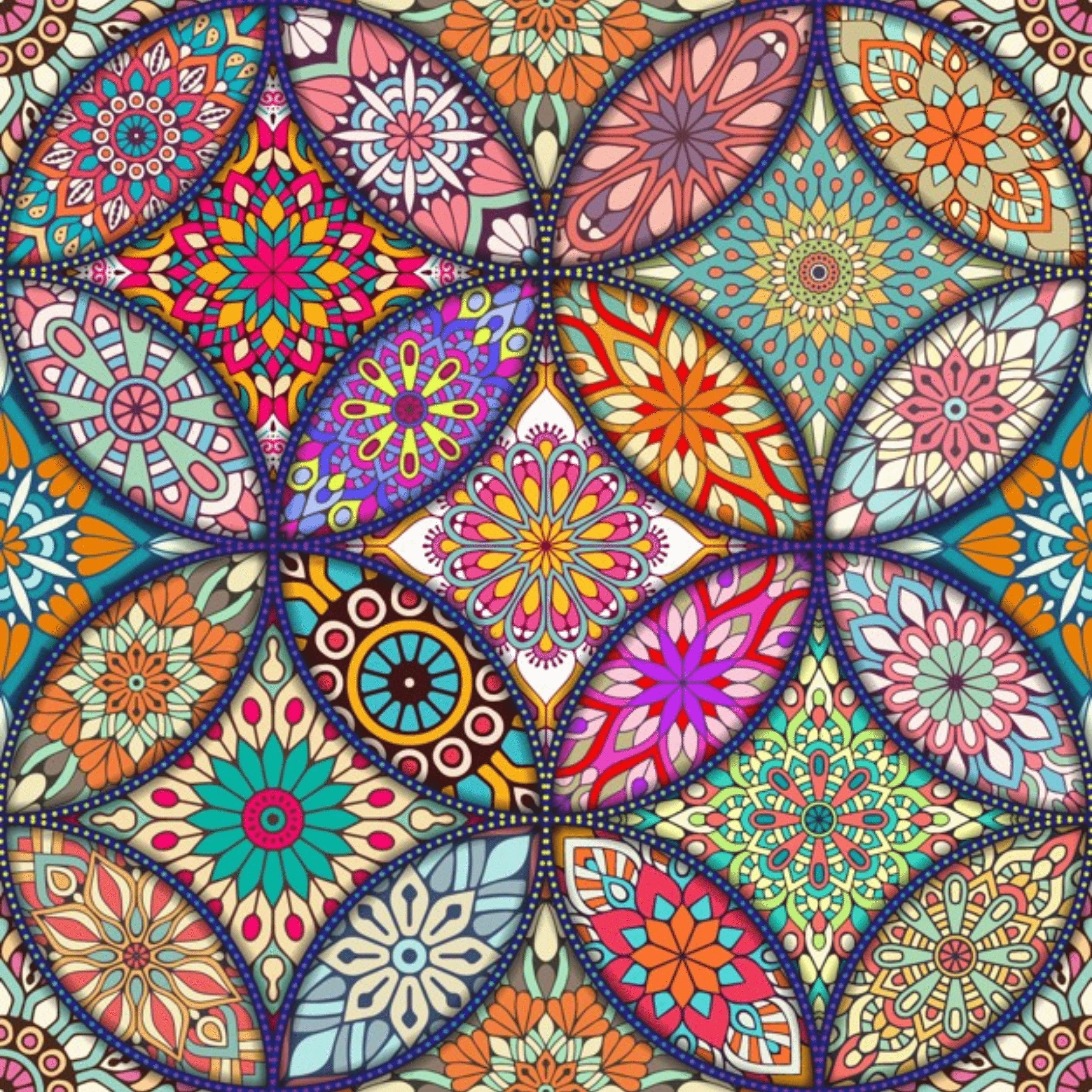 Pattern,                Textile,                Design,                Art,                Material,                Symmetry,                Circle,                Motif,                Visual,                Arts,                White,                Black,                Yellow,                 Free Image