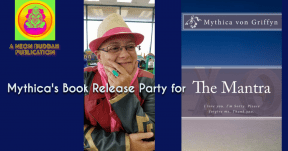 the Mantra book party