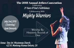 mighty warriors august