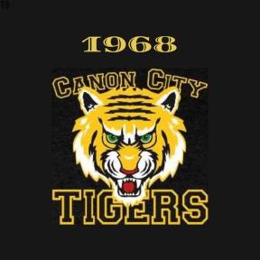 1968 Canon City Tigers