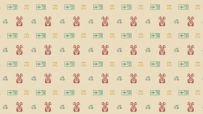 HD Pattern Design - #IconPattern #HDPatternBackground #clothing #check #rabbit #aeroplane #romance #animals #telephones
