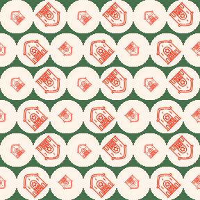 Pattern Design - #IconPattern #PatternBackground #shape #circle #jew #black #geometrical #monuments #geometric