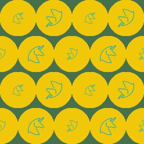 Pattern Design - #IconPattern #PatternBackground #shape #geometric #circle #shapes #horn #essentials #symbol