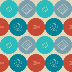 Pattern Design - #IconPattern #PatternBackground #closing #babies #commerce #geometrical #side #call