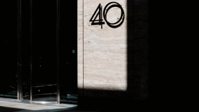 Photo - #Photography #Photo #building #font #window #typography #downtown #modern #Address