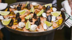 Photo - #Photography #Photo #food #dish #seafood #cuisine #foods #animal #paella
