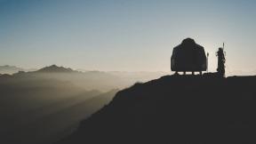 Photo - #Photography #Photo #hill #station #morning #horizon #mountain #range