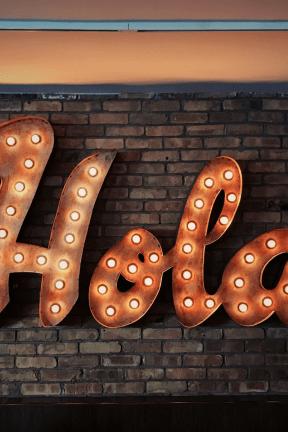 Photo - #Photography #Photo #wallpaper #bulbs #light #Bright #brick #font