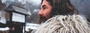 Photo - #Photography #Photo #fur #tree #hair #long #freezing #snow #winter #facial