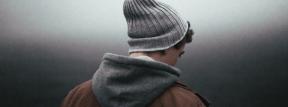 Photo - #Photography #Photo #phenomenon #cap #beanie #fog #headgear