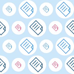 Pattern Design - #IconPattern #PatternBackground #documents #file #paper #add #document #archive #education #button #shapes