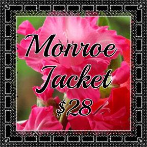 Monroe Jacket pink