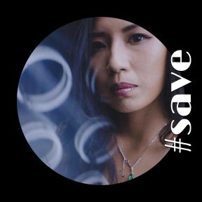 Profile Phote - #Avatar #girl #hair #chin #circles #eyebrow #interface #circle #symbols