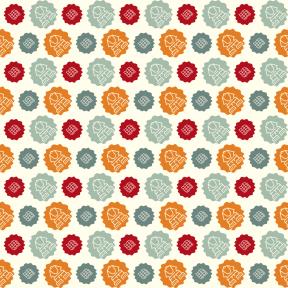 Pattern Design - #IconPattern #PatternBackground #frame #raggedborders #wavy #monument #ovals #jagged