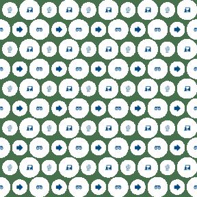 Pattern Design - #IconPattern #PatternBackground #buildings #orientation #drum #circle #tech #right #arrows #binocular