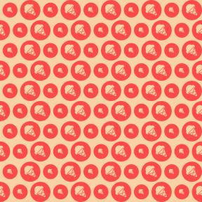 Pattern Design - #IconPattern #PatternBackground #symbol #black #interface #circular #circle #circles #cold #desserts #dessert