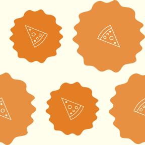 Pattern Design - #IconPattern #PatternBackground #food #frame #grungy #wavy #junk #frames #rough #fast