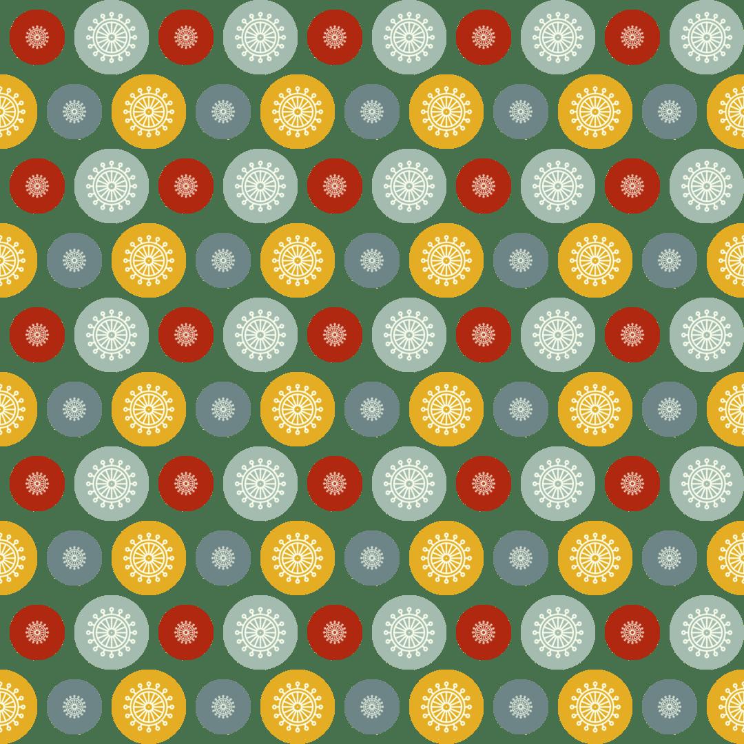 Pattern Design - #IconPattern #PatternBackground #shape #essentials #black #handcraft #shapes #circle