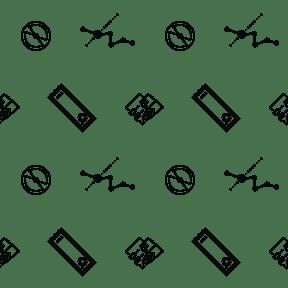 Pattern Design - #IconPattern #PatternBackground #business #search #stats #statistics #web #utensils #Tools